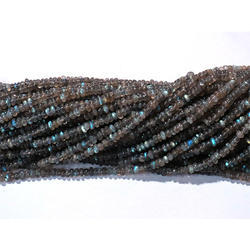 Labradorite Smooth Gemstone Beads