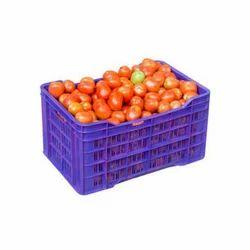 Tomato Plastic Crates