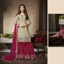 Party Wear Palazzo Work Suit