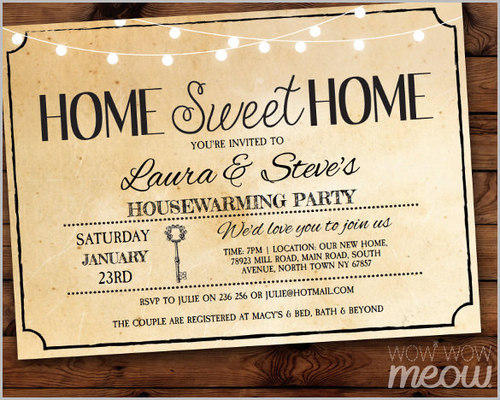 Housewarming invitation card invitation card manufacturer from invitation card stopboris
