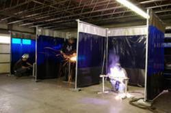Welding Curtain Partition