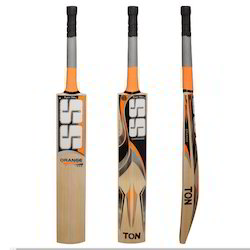 SS Orange English Willow Cricket Bats
