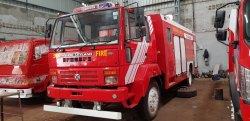 Fire Water Truck