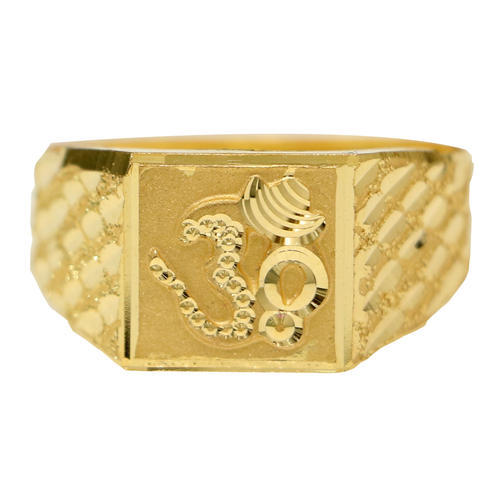 Gold Rings Gold Gents Rings Manufacturer from Mumbai