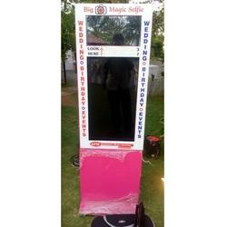 3d Automatic Magic Mirror Photo Booth