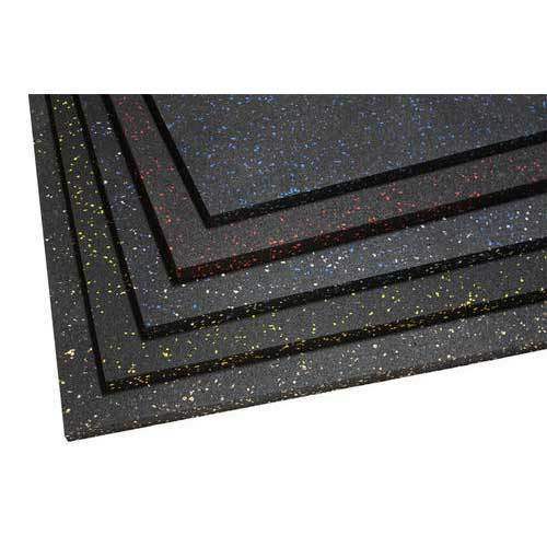 Rubber Floor Mat Gym Floor Rubber Mat Manufacturer From