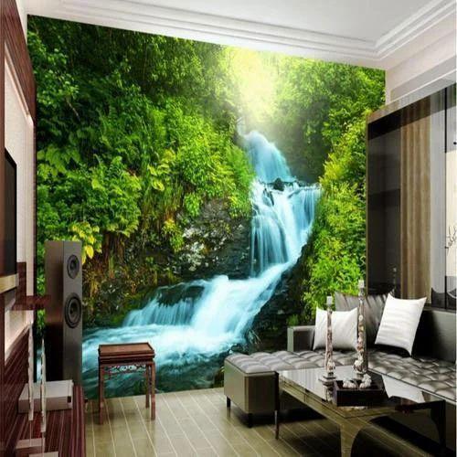 3d Wallpapers 3d Decorative Wallpaper Manufacturer From New Delhi