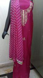 Aari Work Ladies Suit