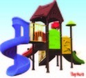 GARDEN HOUSE PLAY YARD (MPS 401)