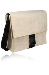 Jute Corporate Folder Bag