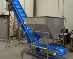 Oil Leaching Cooling Conveyor