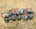Emerald Rough Stone Rings