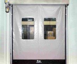 High Speed Zipper Roll Up Door
