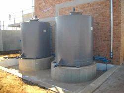 GRP Chemical Storage Tanks