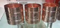 Copper Rice Measuring Glasses