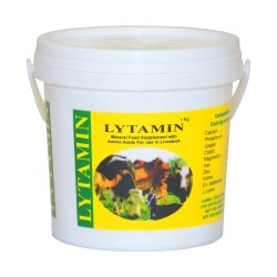 Mineral Feed Supplement With Amino Acids For Use In Livestock