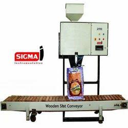 Chana Dal Packing Machine