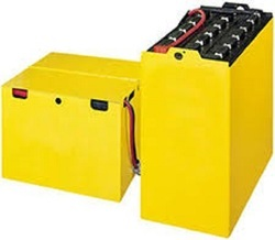 Forklift Traction Batteries