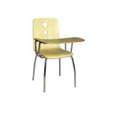 Bentwood Full Writing Pad Chair