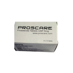 Proscare 5 Tablet