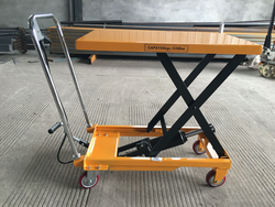 Hand Lift Table 150Kg