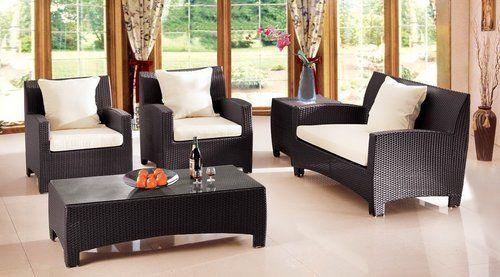 Living Furniture - Indoor Wicker Furniture Manufacturer from New Delhi