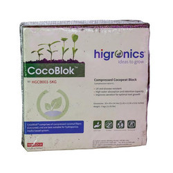 CocoBlock- Compressed Cocopeat Block-5KG