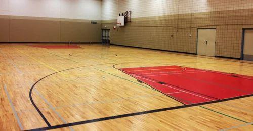 Basketball Court Flooring Indoor Basketball Court Manufacturer