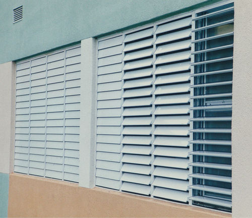 Aluminum Louver - Aluminum Louvers Manufacturer from Chennai