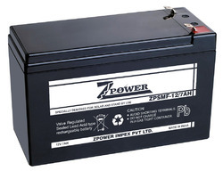 Z-Power UPS Battery, Capacity: <80 Ah