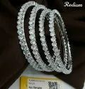American Diamonds Bangles