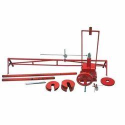 California Bearing Ratio Test (Field Type) Equipment