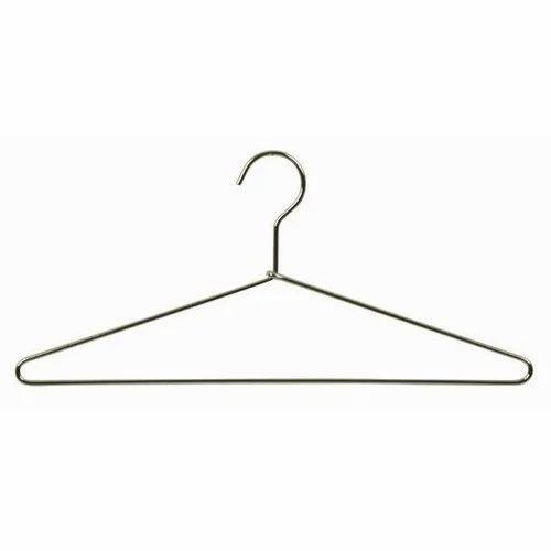 Wire Clothes Hangers - Metal Hangers Manufacturer from Delhi