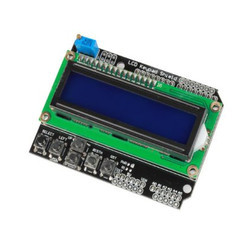 1602 LCD Board Keypad Shield
