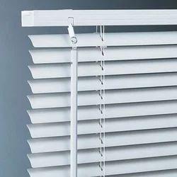 White PVC Venetian Blind
