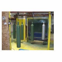 Paint Booth Conveyor