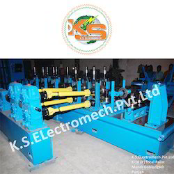 Steel Tube Pipe Mill Projects Consultancy Services