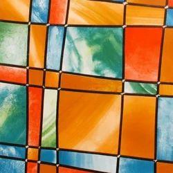 Alkor Decorative Glass Film