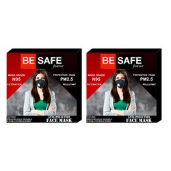 Be Safe Face Mask N95