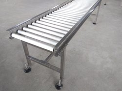 UPVC Roller Conveyor