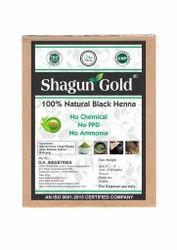 Natural & Black Henna Certified 100% Natural Dye Powder