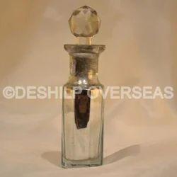 Long Glass Perfume Decanter