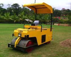 Sports Ground Cricket Outfield 2-2.5T Roller