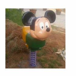 Fiber Spring Mouse