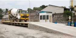 Concrete Weigh Bridge
