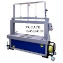 Strapping Machine With Top Press