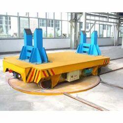 Ladle Transfer Car 80 Ton