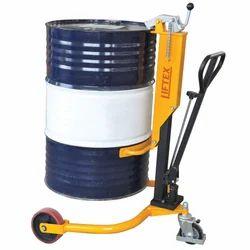 Hydraulic Drum Lifter Auto Gripper