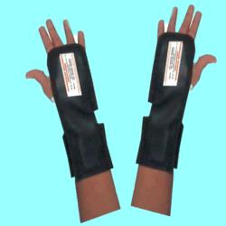 Hand Gloves Metal Detector