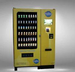 Smart Milk Pouch Vending Machine